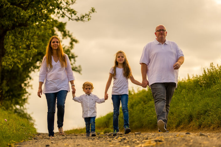 Family-Fotoshootings