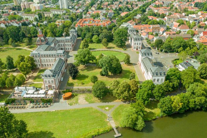 Hanau, Schloss Philippsruhe